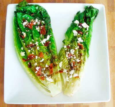 Grilled Romaine Salad Recipe