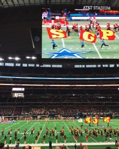 Everything is bigger in Texas Especially high school football