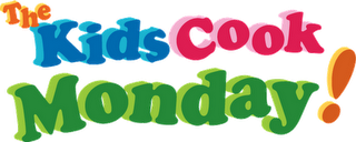 the kids cook monday logo