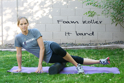 foam roller it band