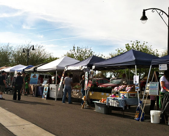 gilbert farmers market arizona