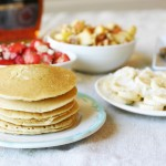 Give your pancakes a little kick!