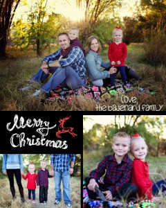 Merry Christmas from InspiredRD and family