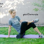 Inspired RD Exercise Library: Foam Roller - Piriformis