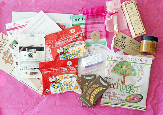 December Ecocentric Mom Box Review