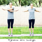 Inspired RD Exercise Library: Dynamic Arm Swings