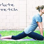 Inspired RD Exercise Library: Glute Stretch