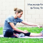 Inspired RD Exercise Library: Hamstring Stretch