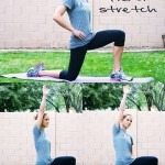 Inspired RD Exercise Library: Hip Flexor Stretch