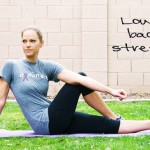 Inspired RD Exercise Library: Lower Back Stretch