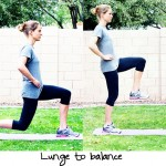 Inspired RD Exercise Library: Lunge to Balance