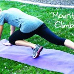 Inspired RD Exercise Library: Mountain Climbers