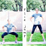 Inspired RD Exercise Library: Plie Jump