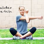 Inspired RD Exercise Library: Shoulder Stretch