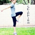 Inspired RD Exercise Library: Skipping
