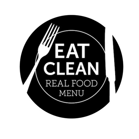 Attune Foods Eat Clean Real Food Menu via InspiredRD.com