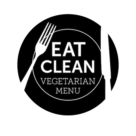 Attune Foods Eat Clean Vegetarian Menu via InspiredRD.com