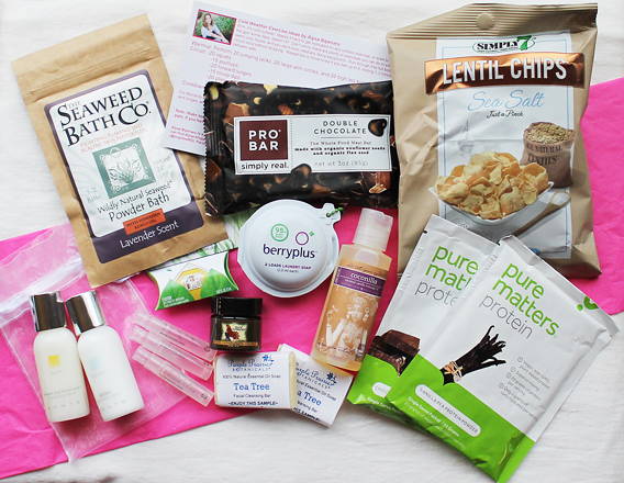 January Ecocentric Mom Box