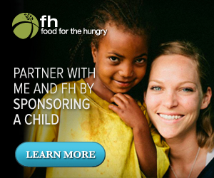 Food for the Hungry and InspiredRD.com