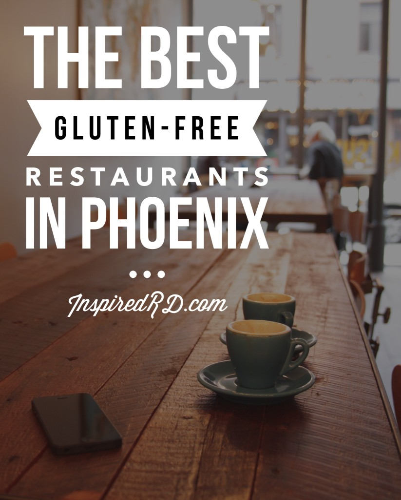 Where to eat gluten-free in Phoenix