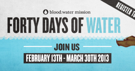 Blood:Water Mission