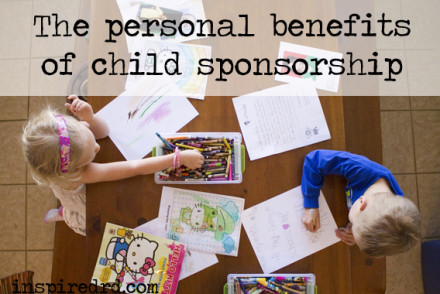 The benefits of Sponsoring a child through Food for the Hungry InspiredRD.com