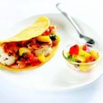 Grilled Cilantro ShrimpTacos
