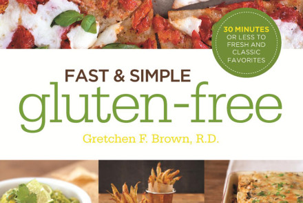 Fast and Simple Gluten-Free Pizza Crust Recipe | InspiredRD.com