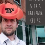 Interview with a Ballpark Celiac - inspiredrd.com