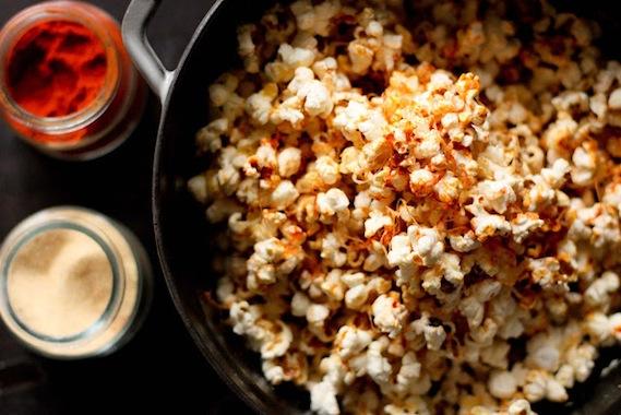 5 Tasty Ways to Jazz up Your Popcorn