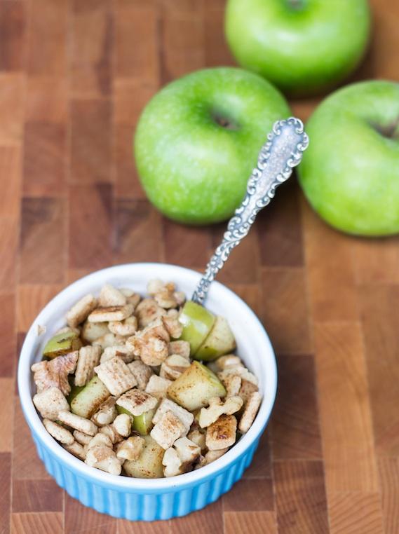 Mini Apple Crisp