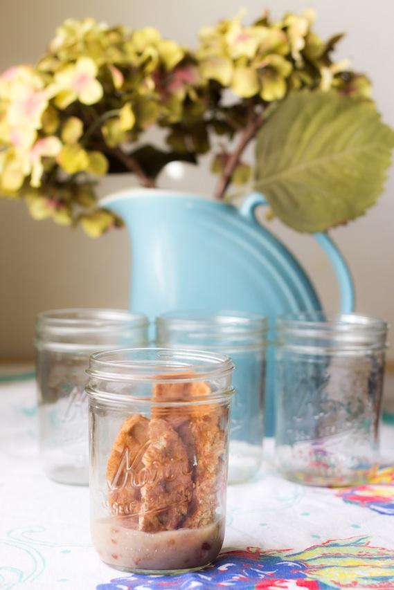 Breakfast in a Jar - 2 Ways