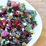 Beet Salad with Tangerine Vinaigrette