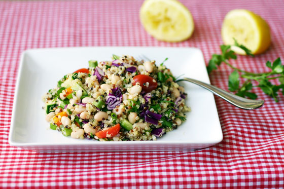 To eat quinoa, or to not eat quinoa: That is the question.