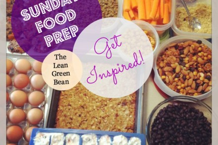 How to do a Weekly Food Prep