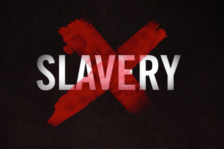 One simple step to help end slavery