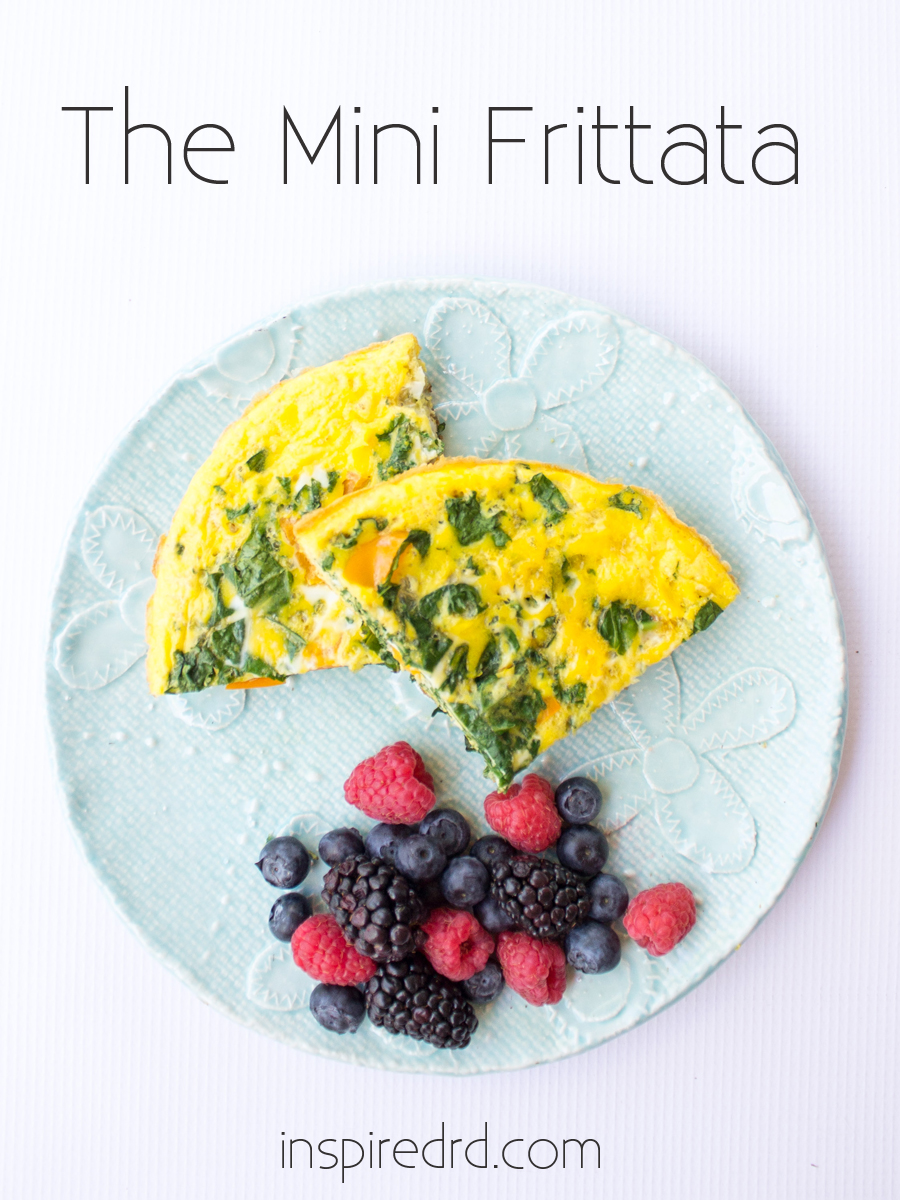 The Mini Frittata #glutenfree