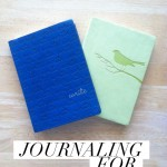 Journaling for your kids.
