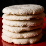 Best Ever Sugar Cookies | InspiredRD.com (gluten-free option)