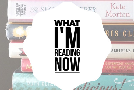 What I'm Reading Now - February