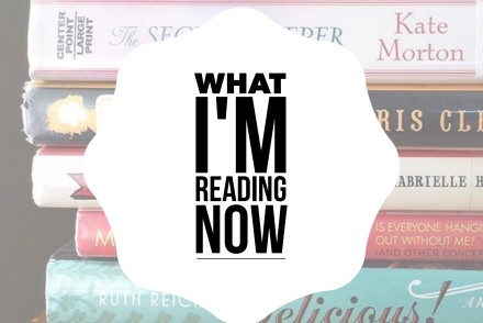 What I'm Reading Now (January 2015) | InspiredRD.com