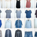 How to find your style and create a capsule wardrobe.   InspiredRD.com
