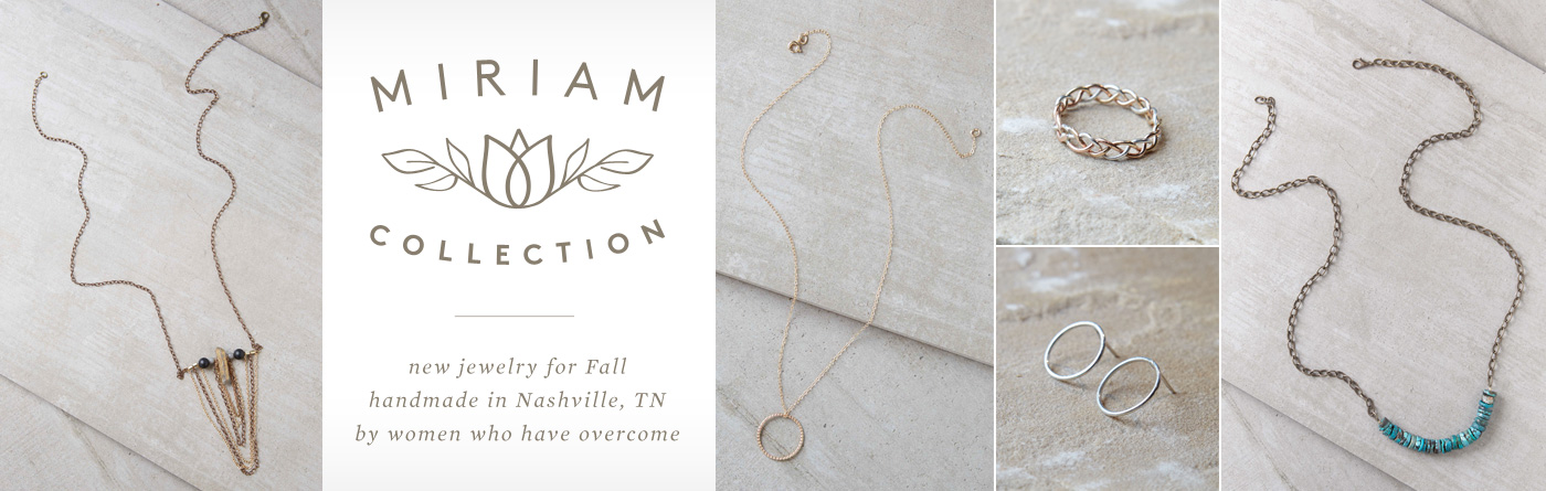 Miriam Collection - Live fashionABLE