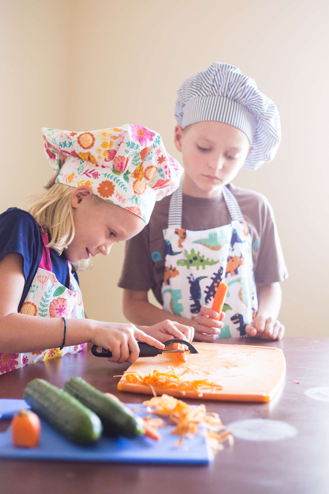 How to get 3 free classes from the Kids Cook Real Food eCourse!