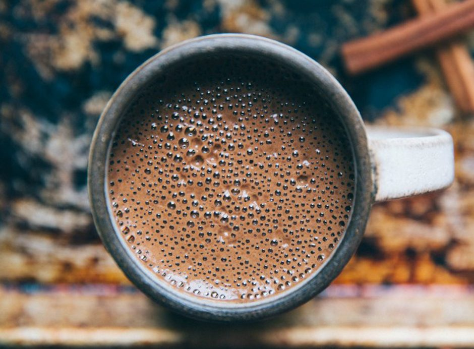 10 Hot Drinks for a Cold Day